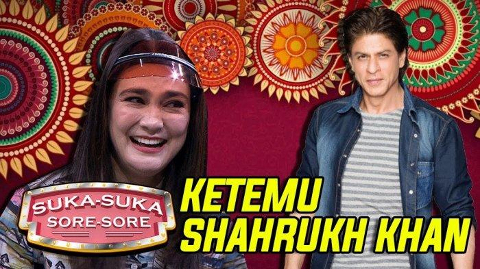 Taklukkan Ariel NOAH dan Reino Barack, Luna Maya Sempat Digandeng Mesra Shahrukh Khan, Ini Buktinya!