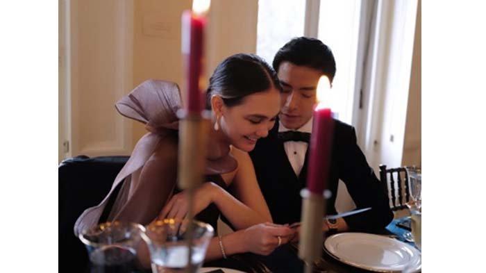 Kemesraan Luna Maya dan Ryochin Dibagikan Raffi Ahmad di Instagram, Adik Syahrini Beri Tanggapan Ini