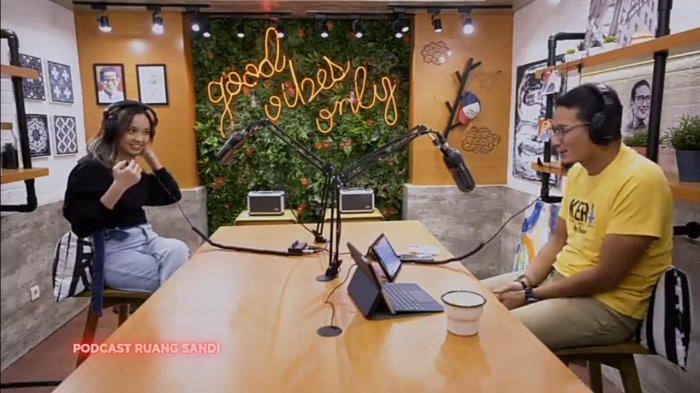 'Balas Dendam' Tantang Sandiaga Uno Nyanyikan Ini, Lyodra Idol Merinding Ketakutan: Saya Dosa Gak?