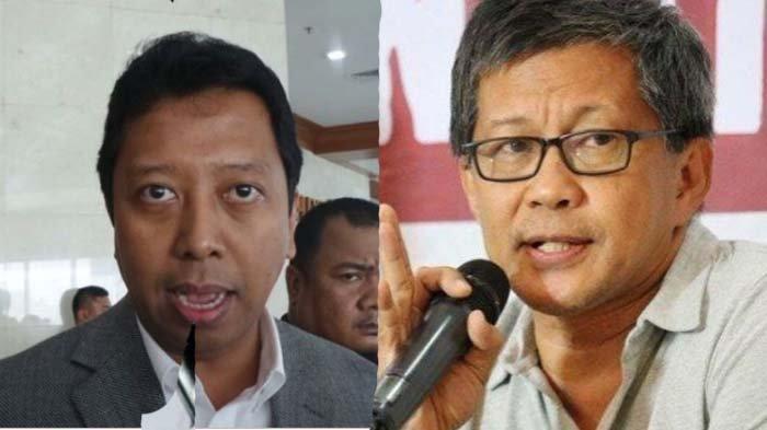 Romahurmuziy Ketum PPP Terjaring OTT KPK, Rocky Gerung: OTT - Operasi Tangkap Tuyul