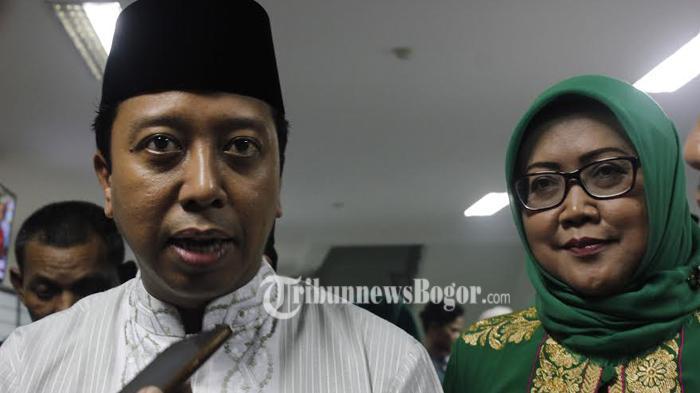 Romahurmuziy Sebut PKB Akan Kehilangan 4 Menteri Jika Tak Usung Jokowi