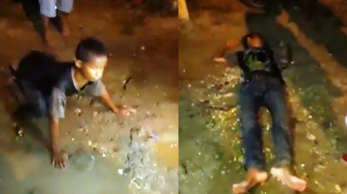 Heboh Video Bocah Bersikap Aneh di Kendari, Banyak Warga Sebut Efek Narkoba Jenis Ini