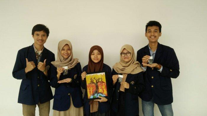 Mahasiswa IPB Ciptakan Oleh-oleh Khas Bogor dari Limbah Pati Onggok