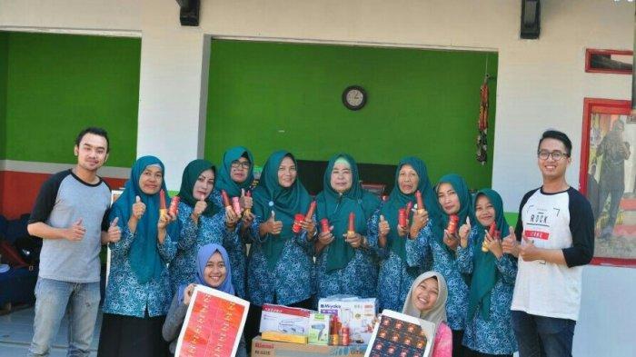Mahasiswa IPB Berdayakan KWT Sukabumi Kembangkan Ekonomi Kreatif Cabai dan Tomat