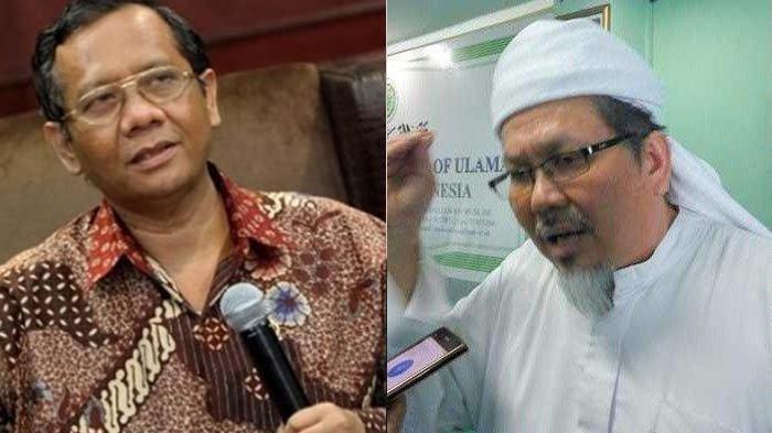 Mahfud MD dan Ustaz Tengku Zulkarnain soal RUU Penghapusan Kekerasan Seksual (PKS)