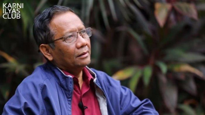 Kesalahan DPR yang Bisa Bikin UU Cipta Kerja Dibatalkan, Mahfud MD Dapat Bocoran : MK Bisa Batalkan