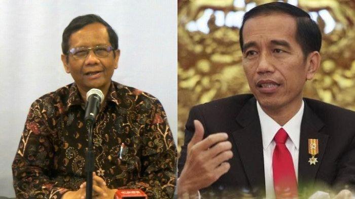Mahfud MD Akui Disuruh Pramono Anung Siapkan Baju, Usai Terpilih Jadi Cawapres Jokowi