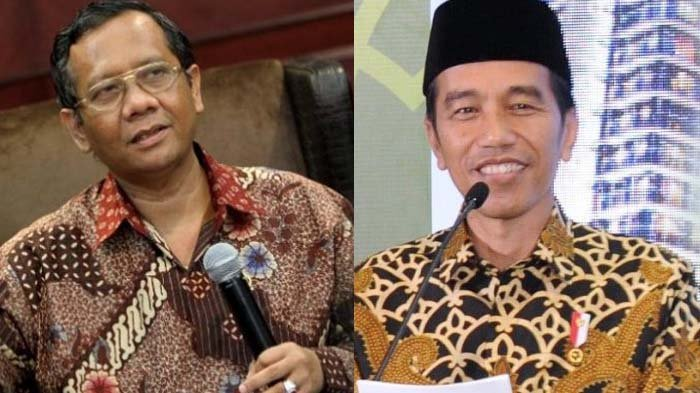 Kronologi Mahfud MD Gagal Jadi Cawapres Jokowi, 'Sampai Sekarang Baju Saya Masih di Istana'