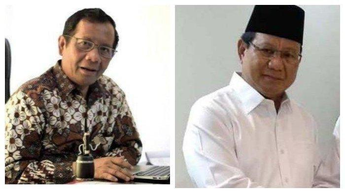 Prabowo Bersikap Ini saat Diajak Diskusi, Mahfud MD Tak Ragu Tegur: Kalau Ada Kesalahan Saya Marahi