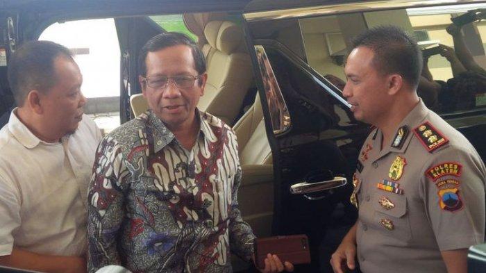 Banyak Petugas KPPS Meninggal, Mahfud MD Usulkan Pemilu Serentak Diubah