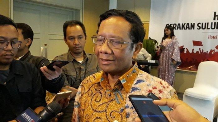 Mahfud MD : Dapat Dipastikan Gerindra, PAN dan Demokrat Bergabung, Tinggal PKS yang Tidak
