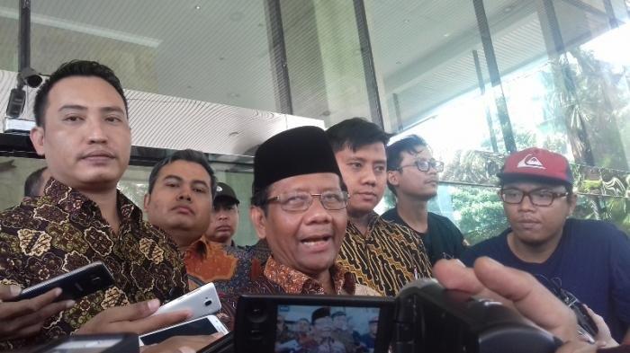 Yusril Sebut SBY Putar Balik karena Statmentnya, Mahfud MD Mulai Angkat Bicara
