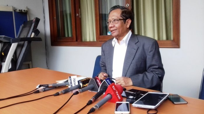 Mahfud MD: Kontrak Freeport Tak Bisa Diakhiri Begitu Saja