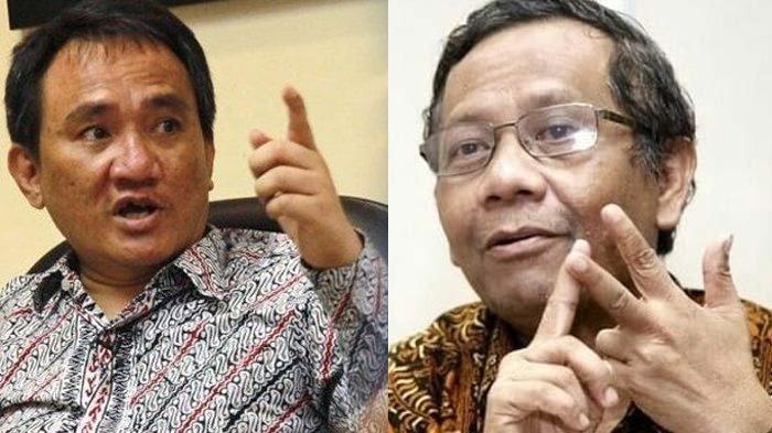 Tanggapi Cuitan Andi Arief Soal Setan Gundul, Mahfud MD : Ditunggu Saja, Tak Usah Membuat Kekisruhan