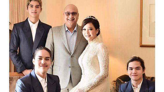 Maia Estianty, Irwan Mussry dan Al El Dul