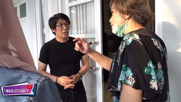 Dul Jaelani Tak Dibolehkan Masuk ke Rumah Parto, Maia Estianty Tersinggung : Kok Lu Berani-beraninya