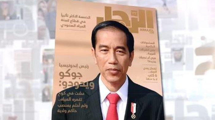 Mantan Ketum PPP Ucapkan Selamat kepada Jokowi