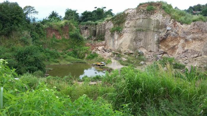 Empat Penambang Emas Liar di Cigudeg Bogor Tewas di Lubang Galian