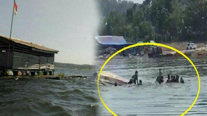 Bocah 13 Tahun Jadi Tersangka Tragedi Perahu Terbalik di Waduk Kedung Ombo