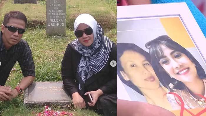 Mama Tiri Lakukan Ini di Makam Ibu Kandung Vanessa Angel, Dody Sudrajat Sebut Terjadi Fenomena Alam