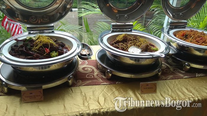 Icip Masakan Khas Malaysia di The Sahira Hotel, Sajikan Makanan Dari 10 Provinsi di Negeri Jiran