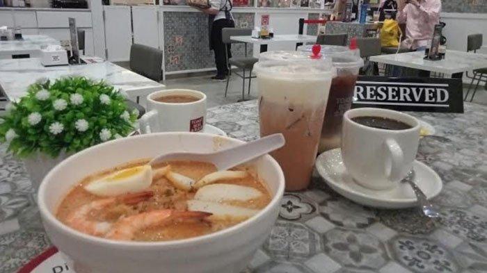 Mencicipi Kudapan Asal Singapura di Toast Box AEON Sentul City