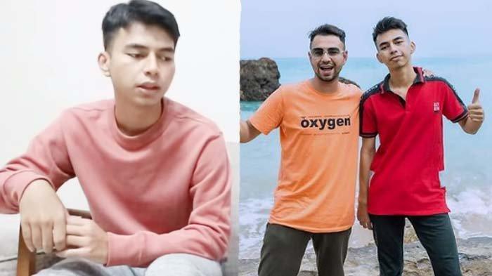 Dimas dan Raffi Ahmad