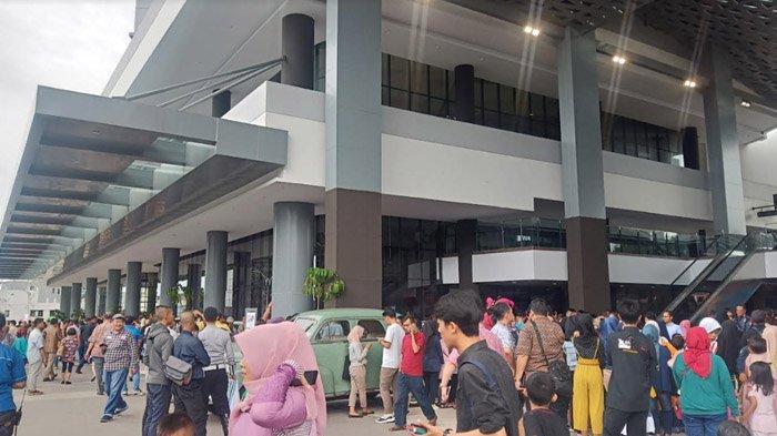 Berkonsep Indoor Outbond, Mall Boxies 123 Punya Kebun Binatang Mini di Dalamnya