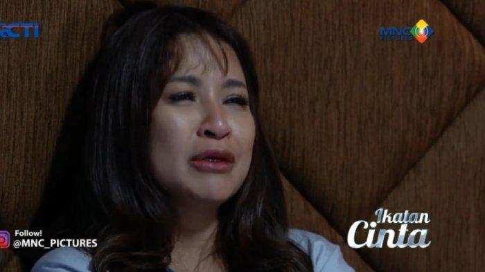Ikatan Cinta Hari Ini 13 Oktober: Mama Rosa Diancam Peneror, Nangis Ketakutan Disuruh Lakukan Ini
