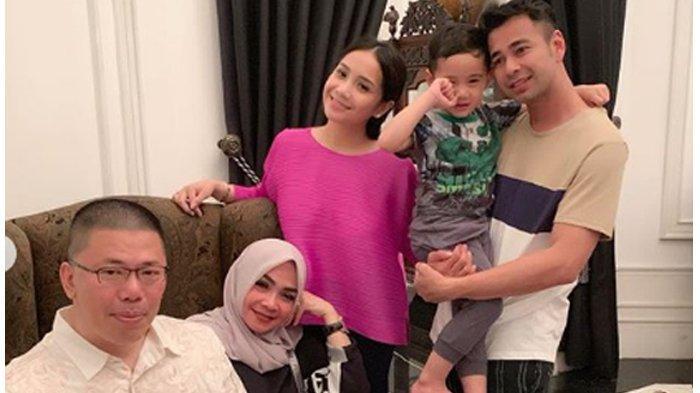 Nagita Slavina Beri Kejutan Ulang Tahun, Mama Rieta Kasih Bukti Raffi Ahmad adalah Menantu Terbaik !