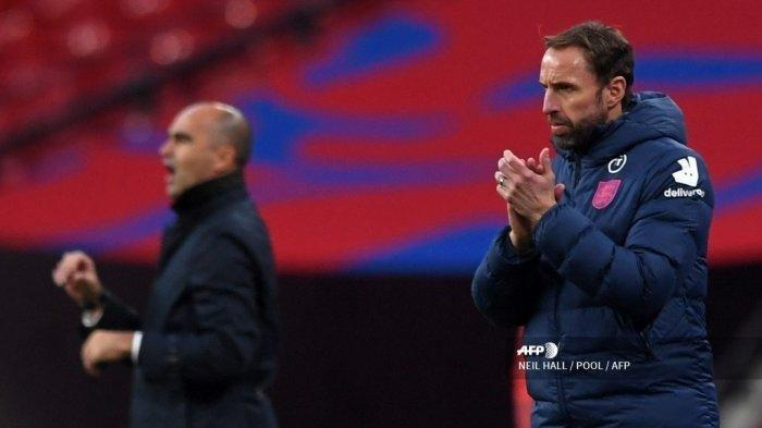 Jadwal Euro 2020 Grup D, Duel Panas Inggris Melawan Kroasia Jadi Laga Pembuka