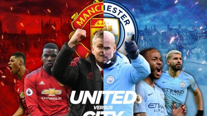 2 Gol Manchester City Permalukan Manchester United di Old Trafford, Ini Videonya !