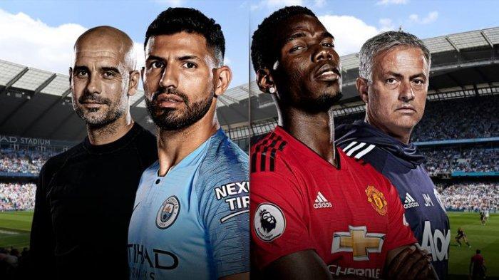 5 Fakta Menarik Kemenangan Manchester City, Romelu Lukaku Penyelamat Wajah Manchester United