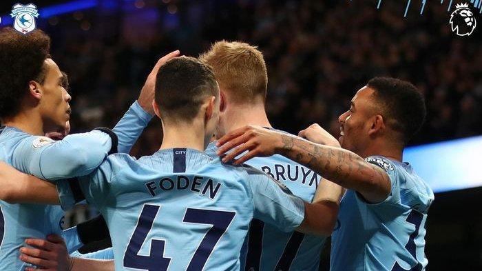 Hasil Lengkap Liga Inggris: Manchester City dan Liverpool Menang Telak, Chelsea Ditahan Imbang