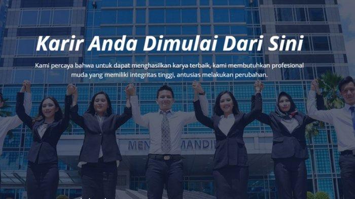 Terbaru ! Lowongan Kerja di Mandiri Utama Finance, Ini Syarat dan Cara Ajukan Lamaran