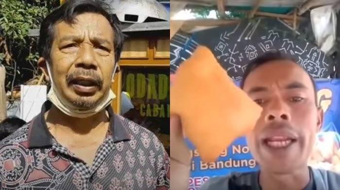 Sosok Mang Oleh Pedagang Odading yang Dipromosikan Ade Londok, Sudah Jualan Sejak 1987