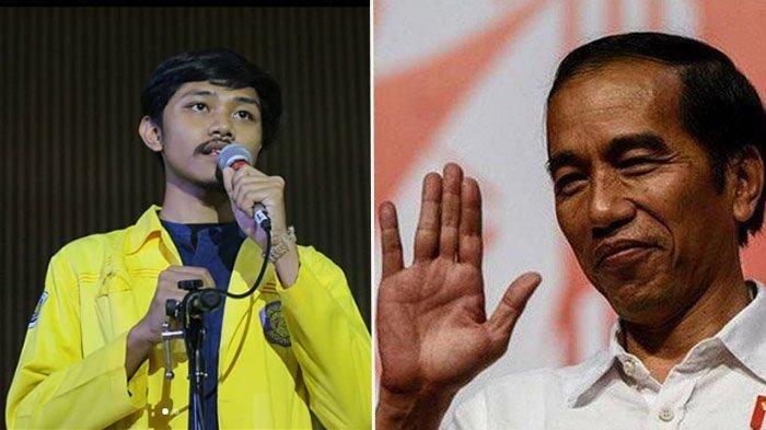 Alasan BEM se-UI Tolak Undangan Jokowi ke Istana, Manik Marganamahendra: Kami Tak Hadir