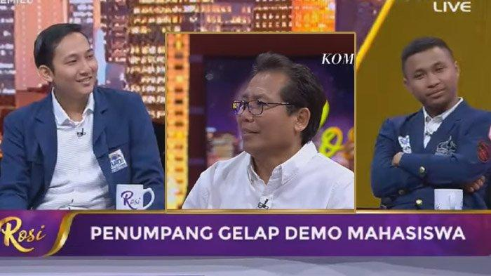 Diam Saat Bahas Komentar Mahfud, BEM Trisakti - UIN Dimarahi Mantan Aktivis : Kalau Gua Udah Teriak
