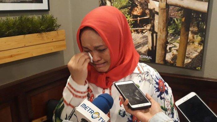 Sambil Nangis, Mantan Caleg Gerindra Ceritakan Dipecat Sehari Sebelum Dilantik