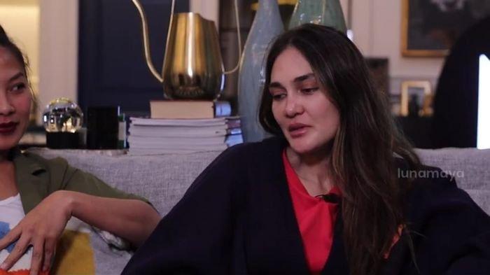 Sahabat Blak-blakan 'Nikung' Mantan Kekasihnya, Luna Maya Syok Beri Sindiran: Akhirnya Ngomong Juga