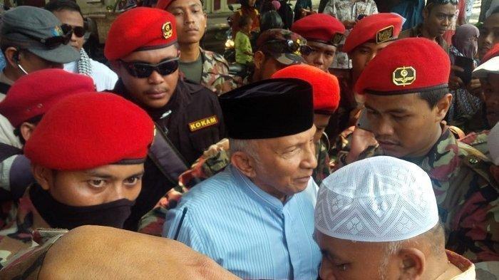 Ramalkan Prabowo-Sandi Menang, Amien Rais: Saya Sudah Melihat Tanda-tanda Dari Langit