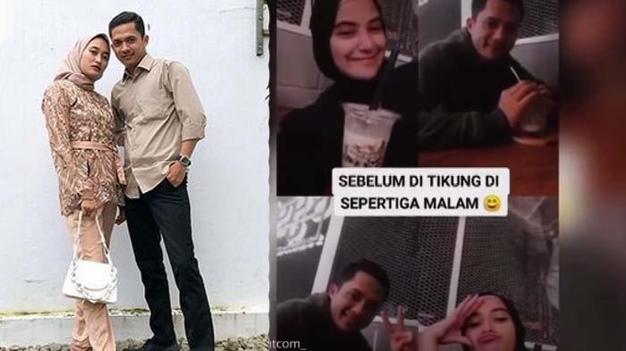 mantan pacar pamerkan pacar baru pasca ditinggal nikah Nadya Mustika