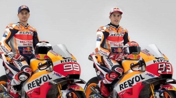 Marc Marquez: Jorge Lorenzo Selalu Ingin Berada di Depan Pembalap Lain
