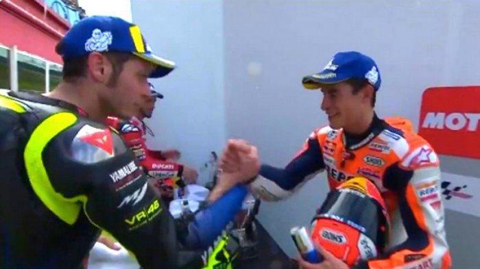 Kondisi Terkini Marc Marquez Jelang MotoGP Andalusia 2020, Bakal Tampil? Valentino Rossi Fokus
