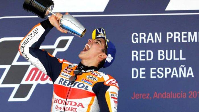 Manajer Honda Sebut Marc Marquez Jadi Pembalap Terbaik di MotoGP Saat Ini