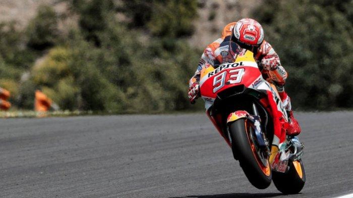 Marc Marquez Bilang Yamaha Bakal Jadi Tim Berbahaya pada MotoGP 2020