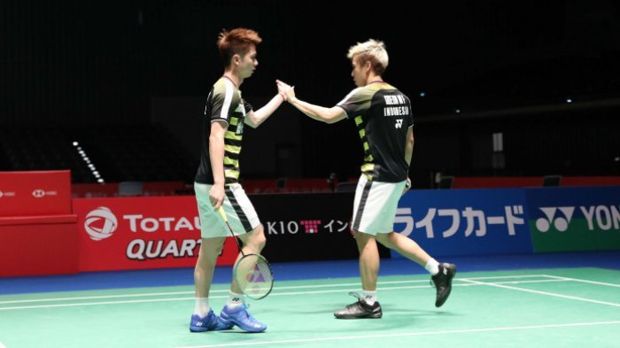 Hasil Final Japan Open 2019 - Indonesia Dapat 1 Gelar Juara