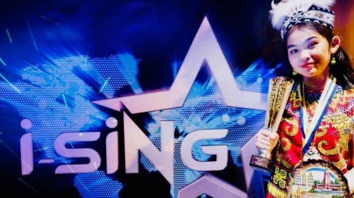 Nyanyikan Lagu BCL, Maria Sinaga Bocah 14 Tahun Asal Indonesia Juarai Kompetisi Menyanyi di Swedia