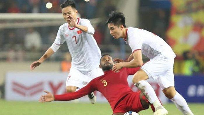 Hasil Akhir Timnas U-23 Indonesia vs Vietnam SEA Games 2019, Garuda Muda Masih Bisa Lolos