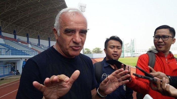Mario Gomes Punya Misi Khusus saat Laga Borneo FC VS Persija Jakarta